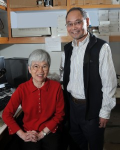 Drs. Ming-Jer and Sophia Tsai