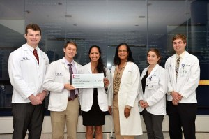 Medical Miles Mentor Program grant