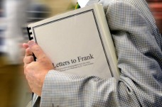 Letters to Frank