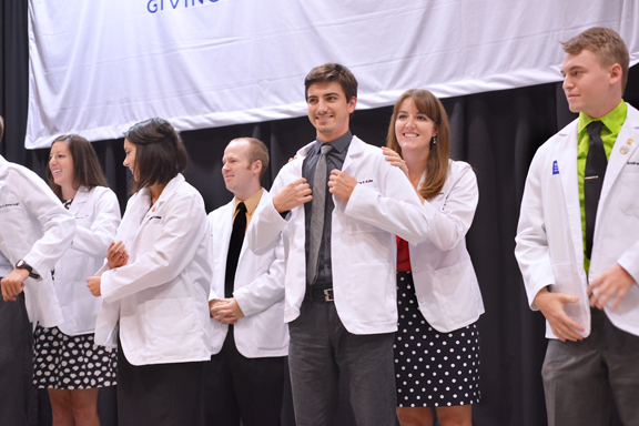 White Coat Ceremony Meaning | Down Coat