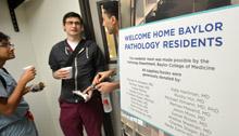 Pathology residents room