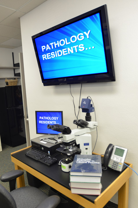 Pathology Residents Have New Home Away From Home Bcm Family