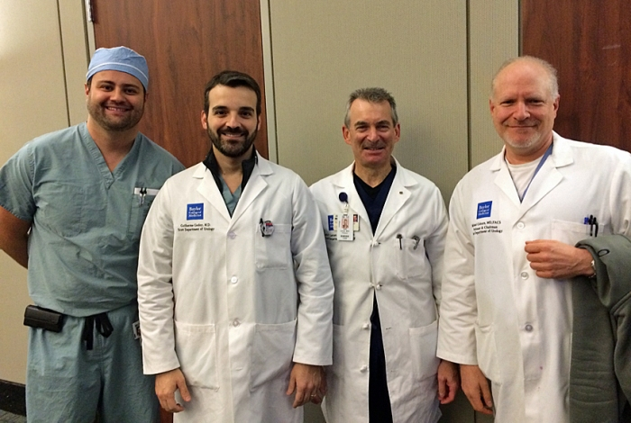 Movember in Baylor urology