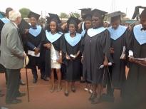Botswana graduation 4