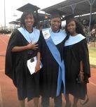 Botswana graduation 5