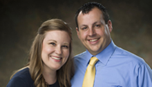 Jeremy and Amanda Slone