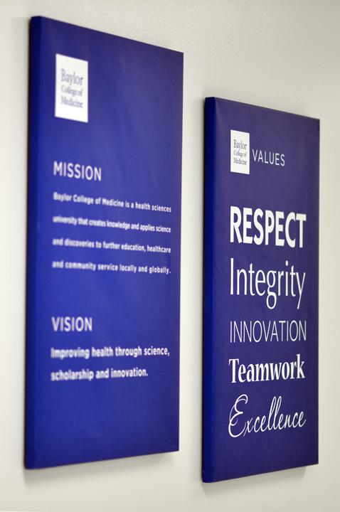 Mission, Vision, Values