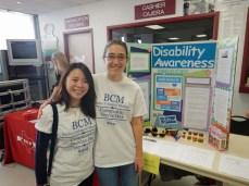 Promoting disability awareness