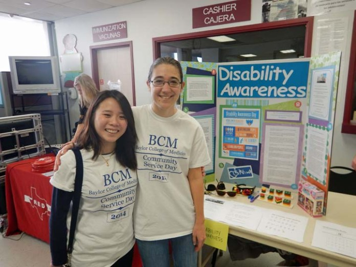 Promoting disability awareness