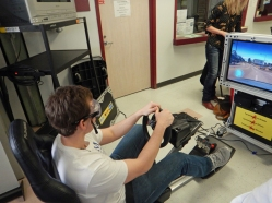 Simulating impaired driving