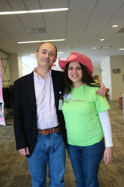 Drs. Matthew Ellis and Julie Nangia