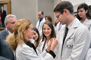 Medical students are recognized for their humanism