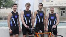 Baylor student triathletes