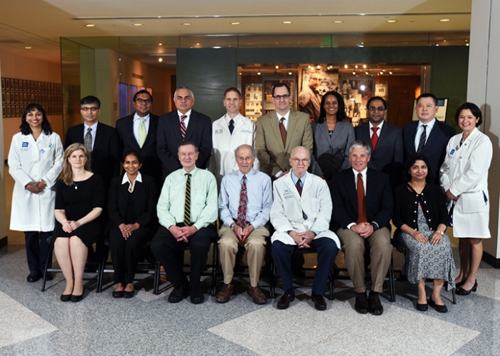 Recipients of the Master and Rising Star Clinician Awards