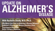 Update on Alzheimer's Disease