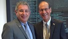 Dr. Stuart Yudofsky and Dr. Paul Klotman