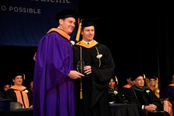 James Schweitzer with Jared Howell