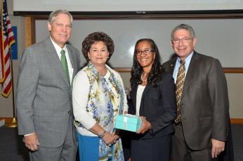 Robertson Presidential Award