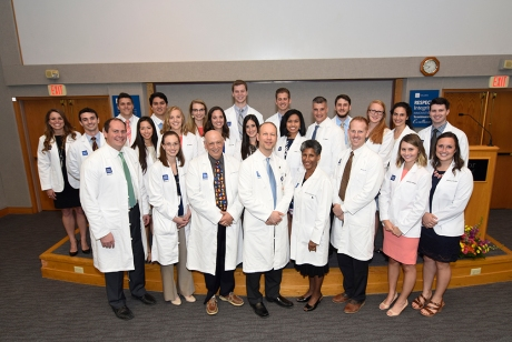 O&P White Coat Ceremony