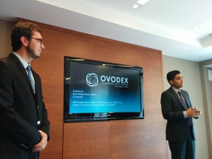 Ovodex presentation at OneStart