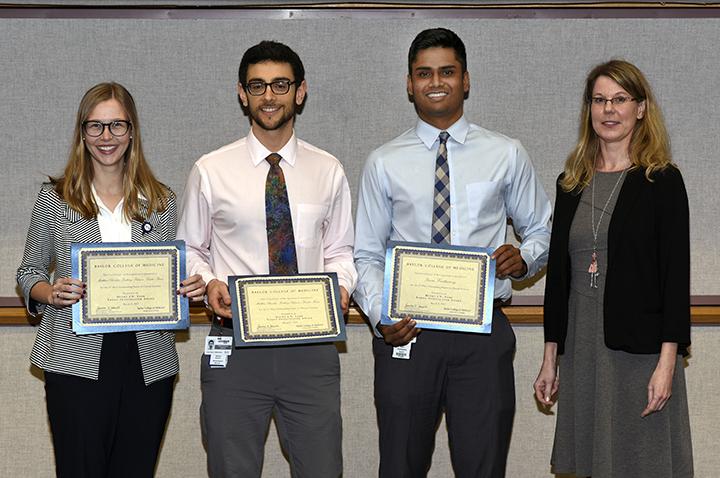 Annual Symposium Puts Focus On Medical Student Research