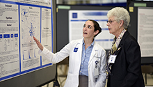 Medical student research symposium