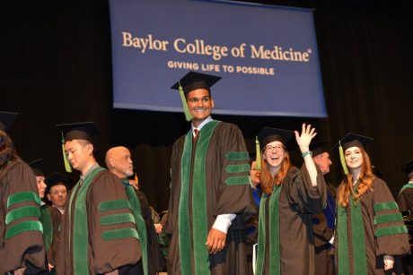 2017 Baylor College of Medicine Commencement