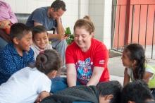 Tera Skeen in Guatemala