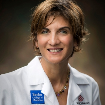 Dr. Laura Shekerdemian.