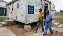 Smart Pod in Liberia