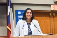 Dr. Vandana Shah.