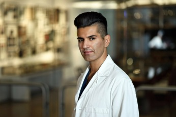 Patient Discharge Initiative mentor Dr. Thiago Halmer