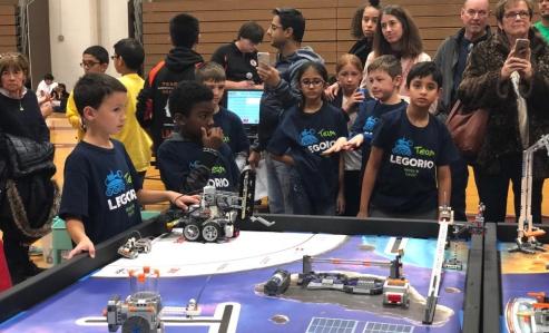 Team Legorio in action!
