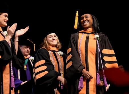 Proud graduates!