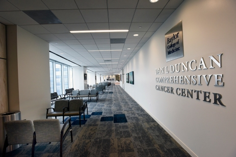 Welcome to the new Duncan Cancer Center clinic!