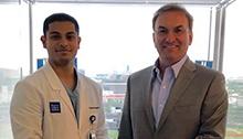 Vignesh Ramachandran and Dr. Jeffrey Sutton