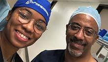 diversity in orthopedic surgery promo
