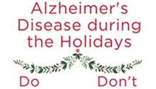 Alzheimer's care at the holidays