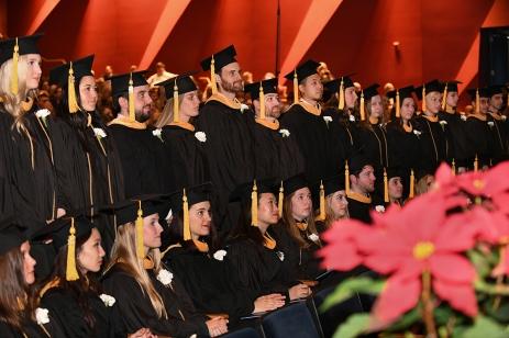 Graduate oath.