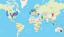 HGSC map