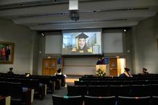 Georgi Andrews' virtual speech.
