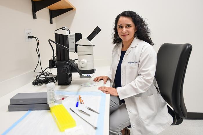 Dr. Elizabeth Zuniga-Sanchez