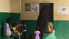 Healthcare in The Gambia